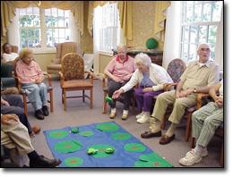 Ccnrc Education Module Vi Meaningful Activities In Dementia Care